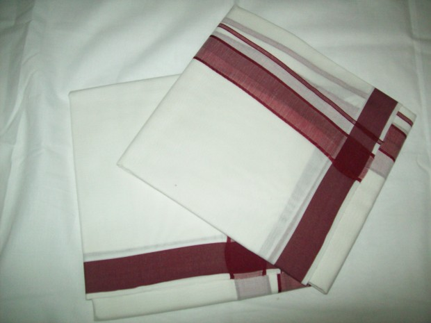 cotton pooja dhoti